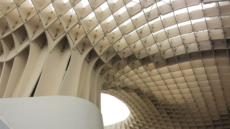 The Modern Wooden Architecture of the Metropol Parasol in Seville