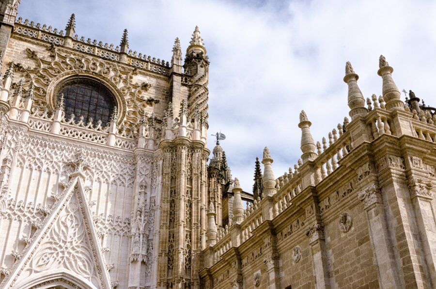 The Exquisite Architecture of the Catedral of Seville