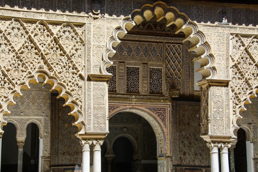 The Gothic, Renaissance, and Romanesque Architecture of the Royal Alcazar of Seville, the Perfect Stop on your Seville Walking Tour