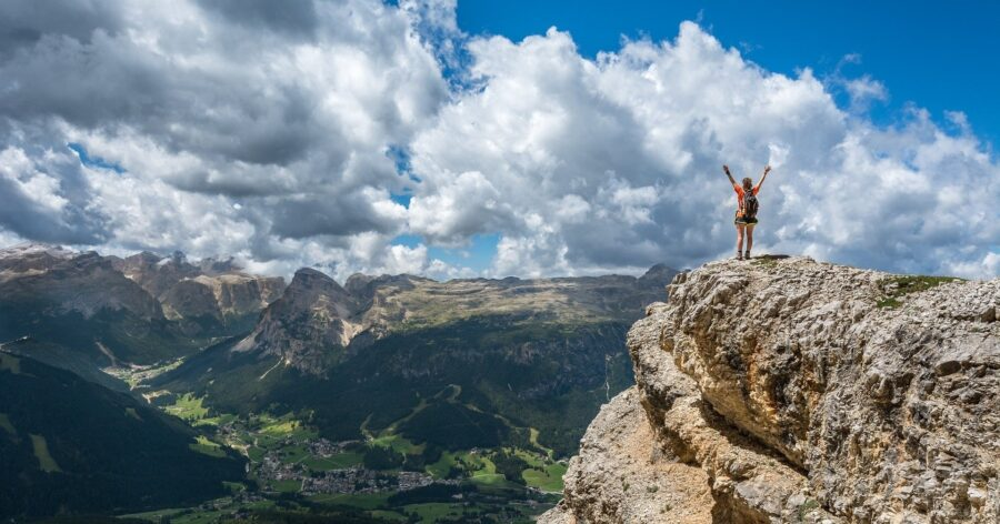 How to Start Hiking - Beginner Hiking Tips Featured Image