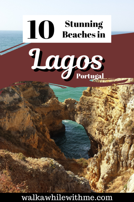 10 Stunning Beaches in Lagos, Portugal